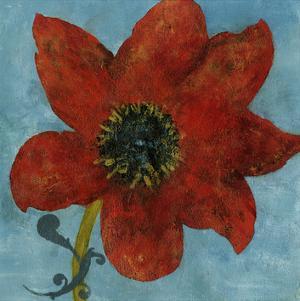 Summer Bloom I by W. Green-Aldridge