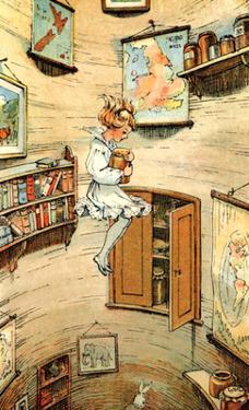 Alice in Wonderland by W H Walker