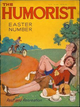 The Humorist Easter Number 1938 by W. Heath Robinson
