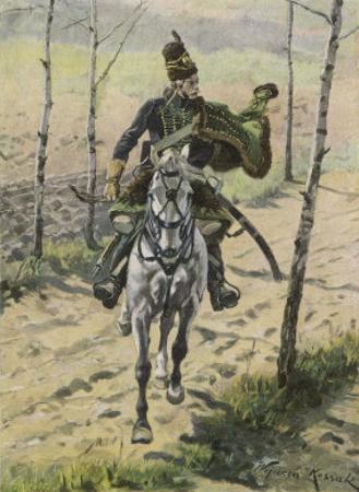Poland, a Hussar