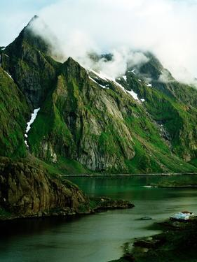 Scandinavia, Norway, Lofoten by W. Krecichwost