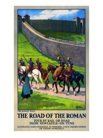 The Road of the Roman