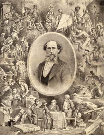 Charles Dickens Writer