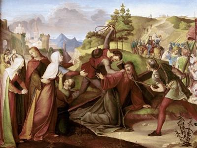 Christ on His Way to Golgotha