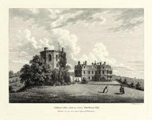 Chilham Castle in Kent by W. Watts