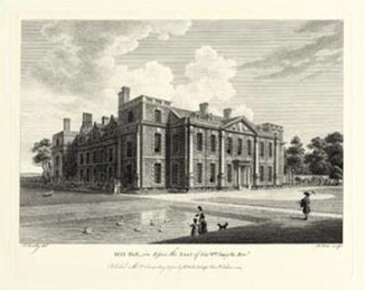 Hill Hall in Essex