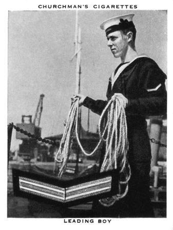 Leading Boy, 1937