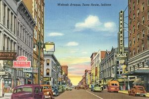 Wabash Avenue, Terre Haute