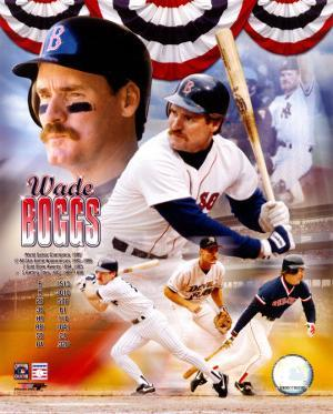 Wade Boggs - Legends Composite