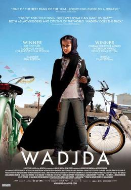 Wadjda Movie Poster