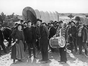 Wagon Master by John Ford with Ben Johnson, 1950