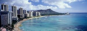 Waikiki Beach, Hawaii, USA