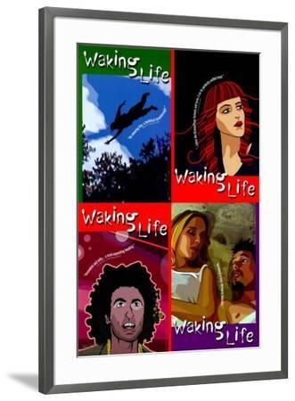 Waking Life--Framed Poster