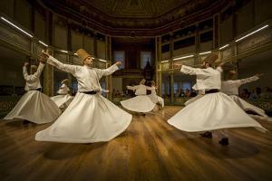 Mystics Dancers by Walde Jansky