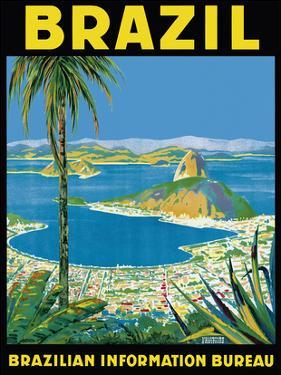 Brazil - Rio de Janeiro - Brazilian Information Bureau by Waldomiro Gonçalves Christino