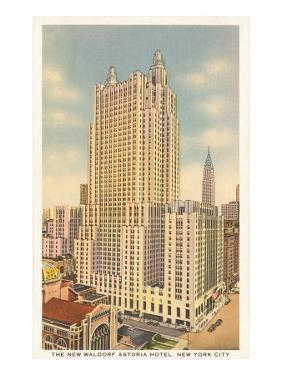 Waldorf Astoria Hotel, New York City