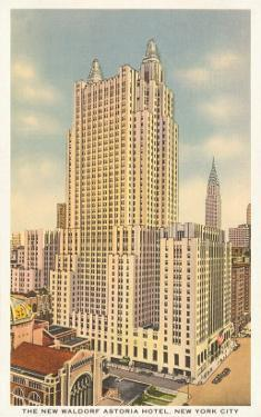 Waldorf Astoria Hotel, New York City