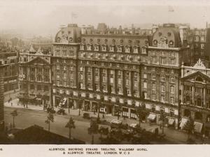 Waldorf Hotel London