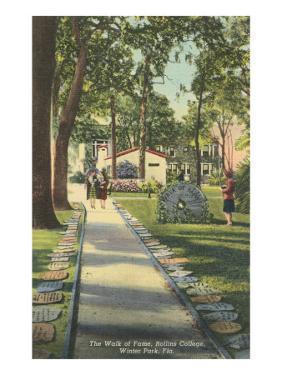 Walk of Fame, Rollins College