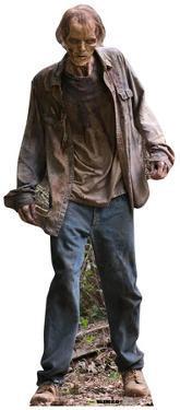 Walker 1 - The Walking Dead Lifesize Cardboard Cutout