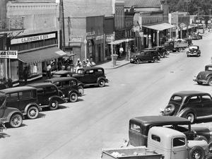 Alabama: Town, c1935 by Walker Evans