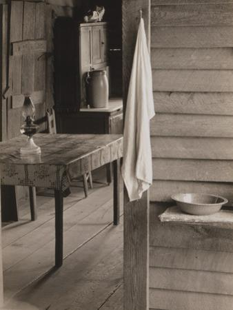 Part of the Kitchen by Walker Evans