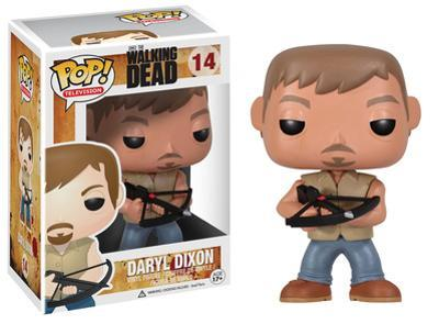 Walking Dead - Daryl POP TV Figure