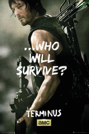Walking Dead - Daryl Survive