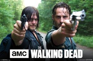 Walking Dead- Double Barrel