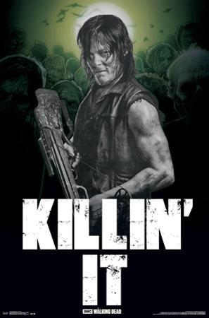 Walking Dead- Killin' It
