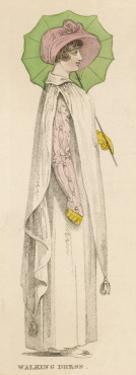 Walking Dress 1807