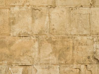 Wall of Temple Mount, Old City, Jerusalem, Israel