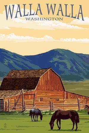 https://imgc.allpostersimages.com/img/posters/walla-walla-washington-red-barn-and-horses_u-L-Q1GQMO60.jpg?p=0