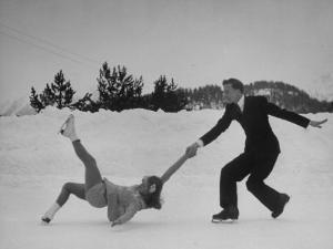 Wallace Diestelmeyer and Suzanne Morrow Figure Skating at the Winter Olympics