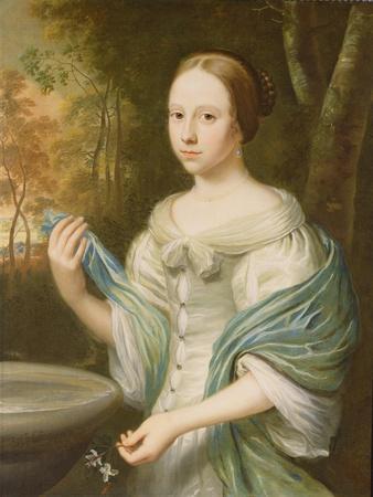Portrait of a Lady, 1671