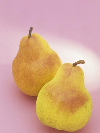 Bartlett Pears (Pyrus Communis) by Wally Eberhart