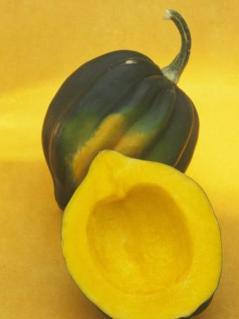 Winter Acorn Squash by Wally Eberhart