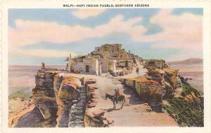 Walpi, Hopi Village