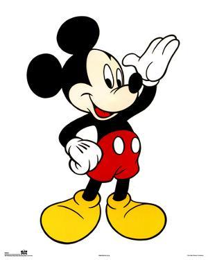 Walt Disney Mickey Mouse Classic