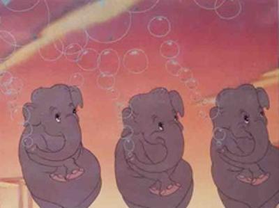 Walt Disney's Fantasia: The Bubble Dance