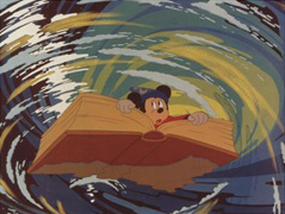 Walt Disney's Fantasia: The Whirlpool
