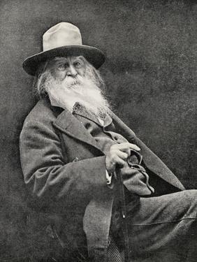 Walt Whitman (1819-91)
