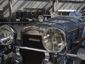 1930s-Era Amilcar Racing Car, Riga Motor Museum, Riga, Latvia by Walter Bibikow