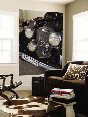 1930s-Era Mercedes Cars, Riga Motor Museum, Riga, Latvia by Walter Bibikow