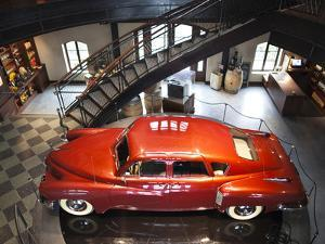 1948 Tucker Automobile, Francis Ford Coppola Winery, Geyserville, California, Usa by Walter Bibikow