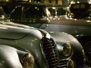 1950 Delahaye, Collection Schlumpf, Mulhouse, Alsace, France by Walter Bibikow