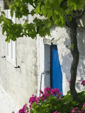 Assos, Kefalonia, Ionian Islands, Greece by Walter Bibikow