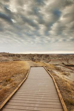 Badlands National Park, South Dakota, Exterior by Walter Bibikow