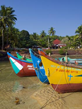 Baga, Goa, Panaji, India by Walter Bibikow