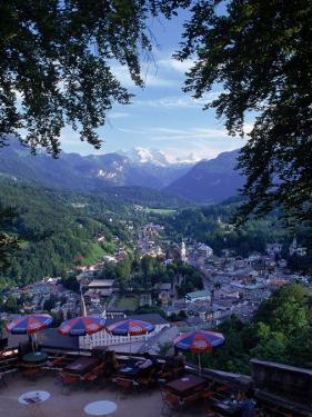 Berchtesgaden, Bavaria, Germany by Walter Bibikow